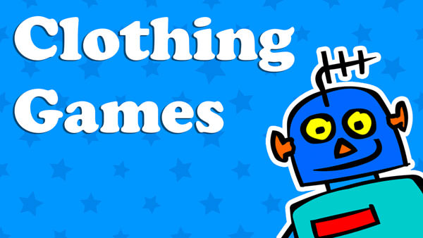 Free Classroom Clothes And Clothing Games And Activities For Children