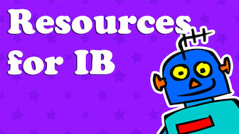 IB teacher and student resources
