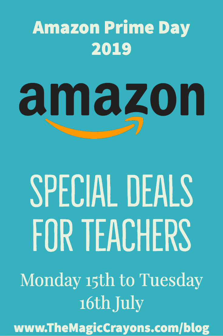 Amazon Prime Day 2019 deals for Teachers