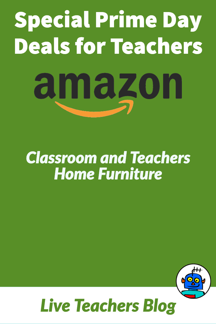 Amazon Prime Day Deals for Teachers Home Furniture
