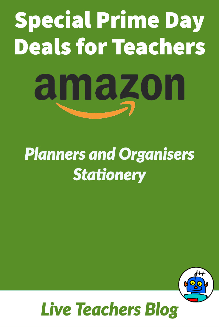 Prime Day Deals for Teachers Stationery