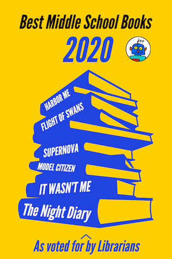 The Best Middle School Books of 2020