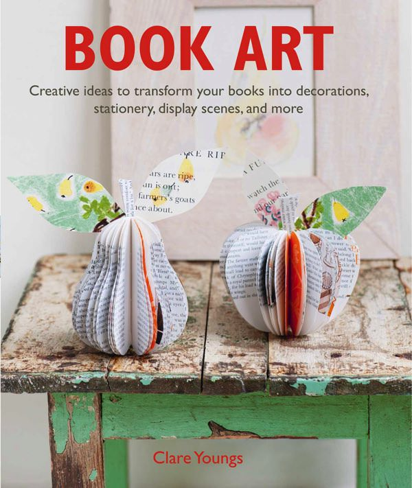 book art book recycling clare youngs