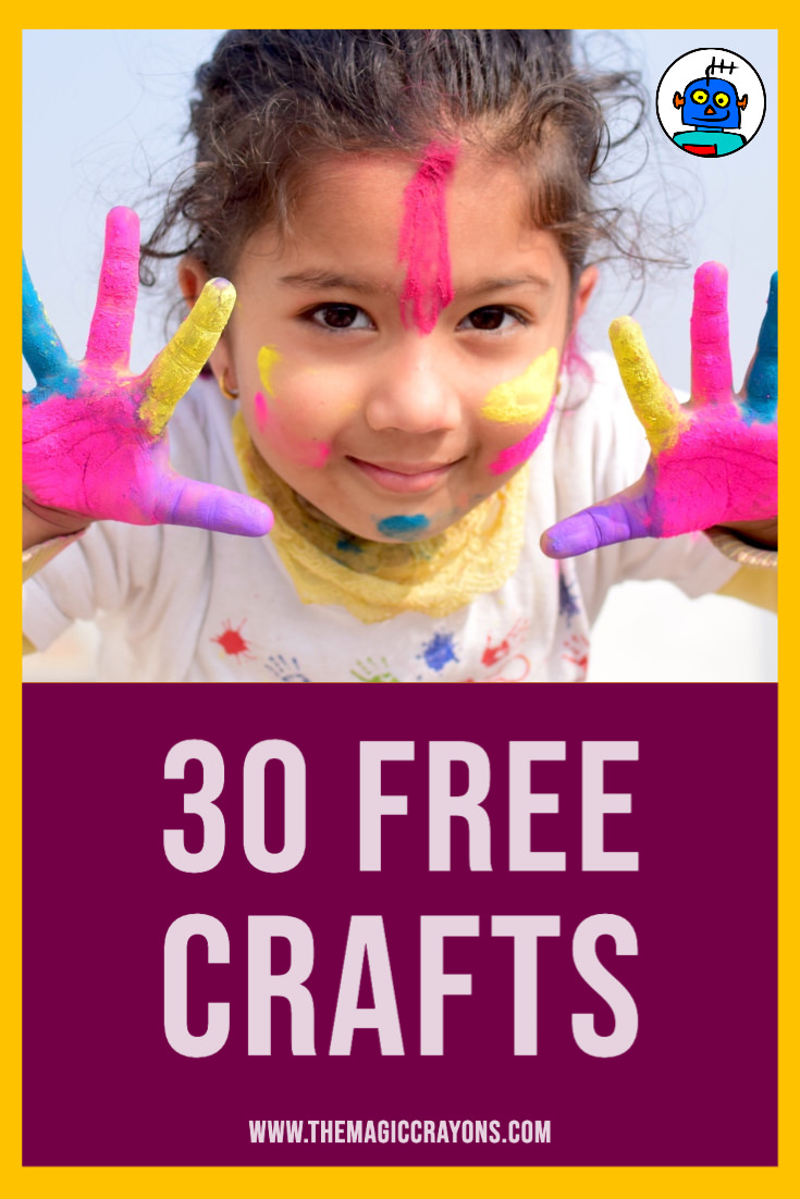 http://www.themagiccrayons.com/warehouse-crafts/30-Free-Elementary-And-PreSchool-Crafts