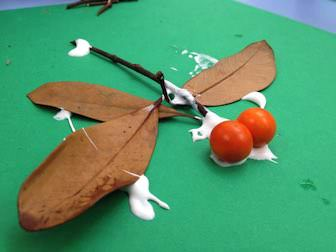 Dragonfly Nature Craft