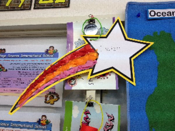 Tanabata - Japanese Star Festival Craft