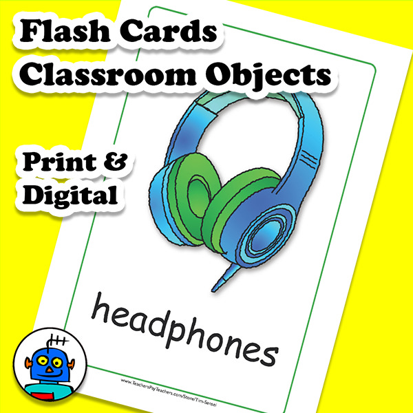 https://www.themagiccFlash Cards Classroom Headphones