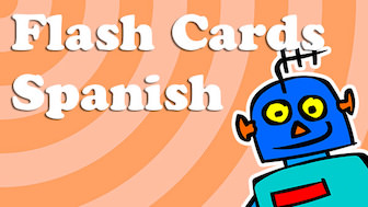 Spanish Classroom Flash Cards