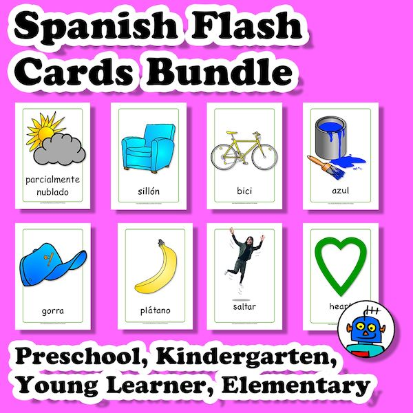 Spanish-Flash-Cards-Bundle