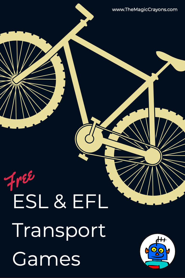 ESL and EFL Transport Games