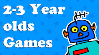 Kids 2-3 year olds Games