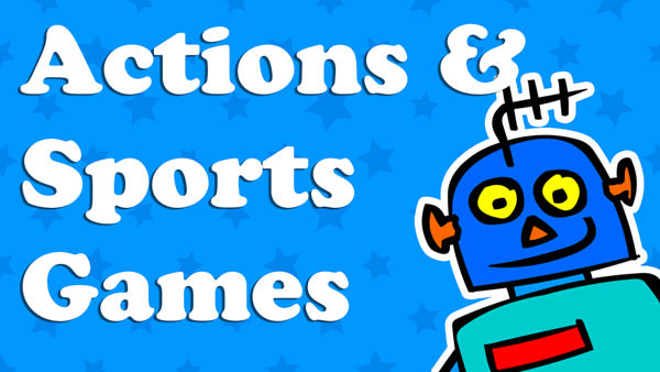Kids Actions and Sports Games