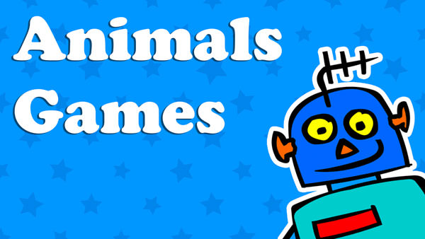 Kids Animals Games