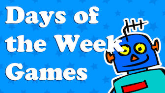 Free Classroom Days Of The Week Games And Activities For Children