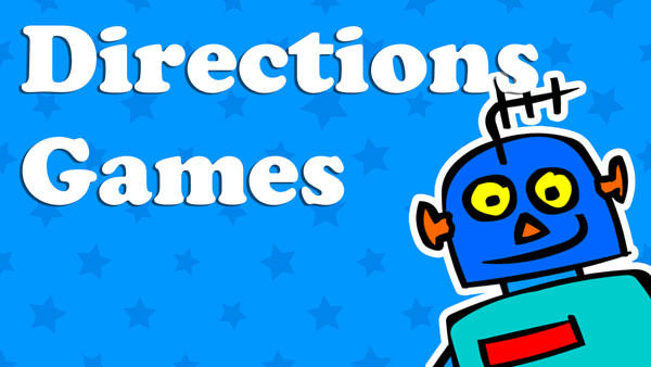 Kids Directions Games