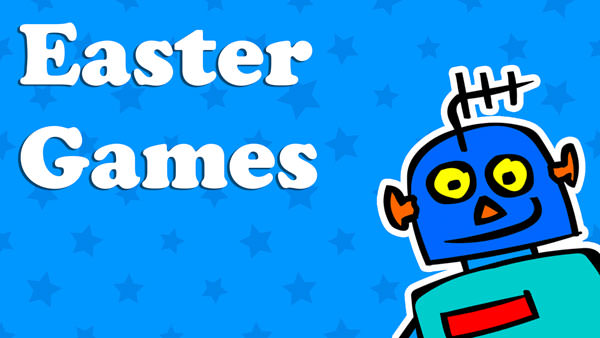 Kids Easter Classroom Games