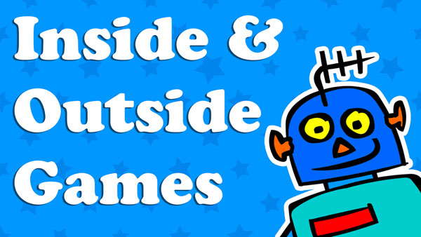Kids Inside and Outside Games