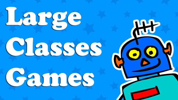 Kids Large Classes Games