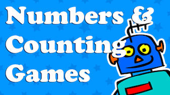 Kids Numbers and Counting Games