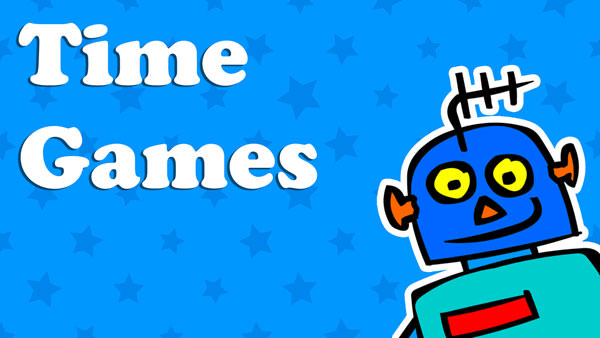 Kids Time Games