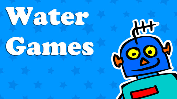 Kids Water Games