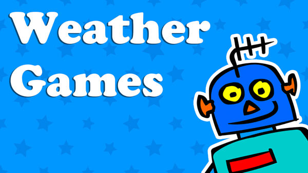 Kids Weather Games