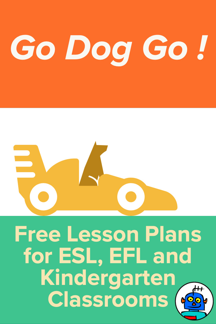 Free Lesson Plans for Dr Seuss Go Dog Go