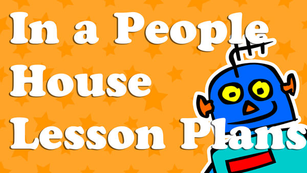 hSeuss In A People House Lesson Plans