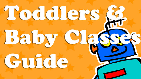 Toddlers And Baby Classes Teaching Guide