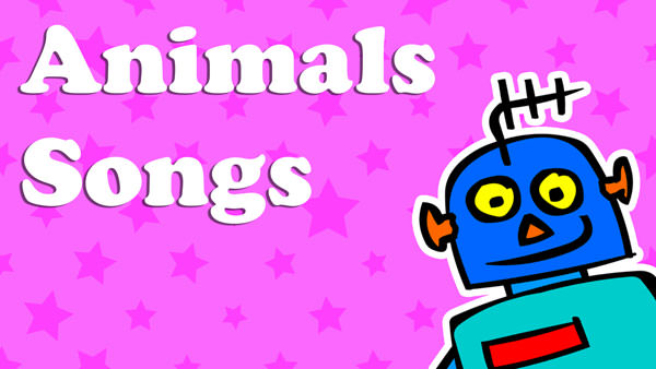 Kids English Animals Songs