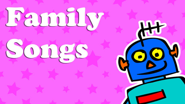 Kids English Family Songs