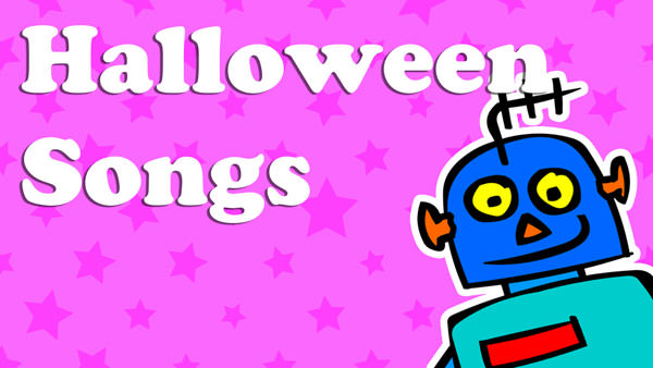 Kids English Halloween Songs