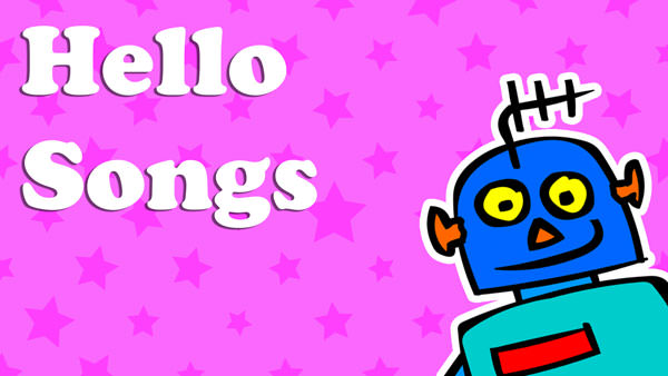 Kids English Hello Songs