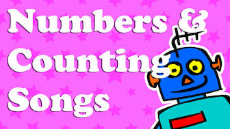 Kids English Numbers and Counting Songs