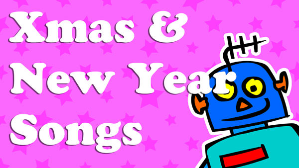 Kids English Xmas and New Year Songs