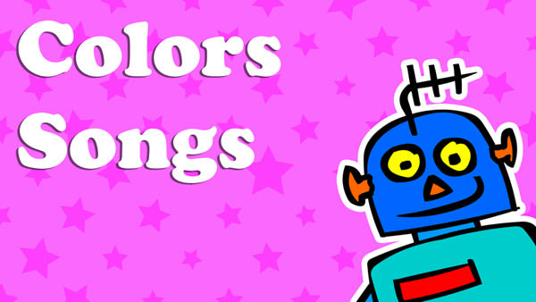 Kids English colors songs